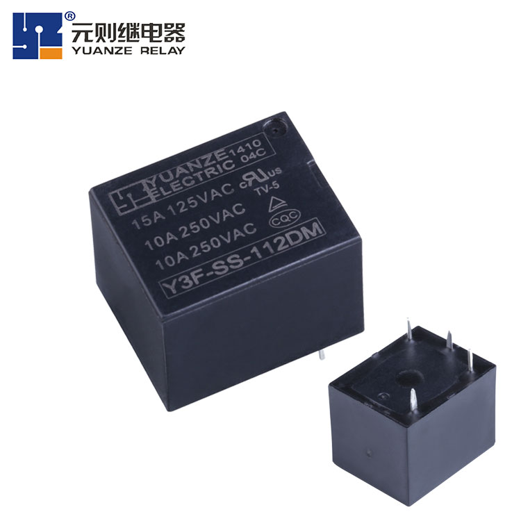 xiao型12vT73继电器厂jia