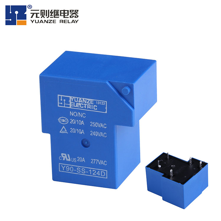 20A转换电磁继电器