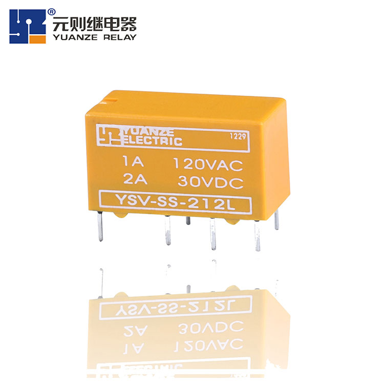 12V转换通用小型继电器-YSV