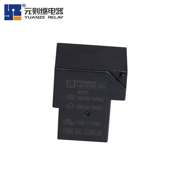 继电器主要产品技术参数有哪些-元则电器