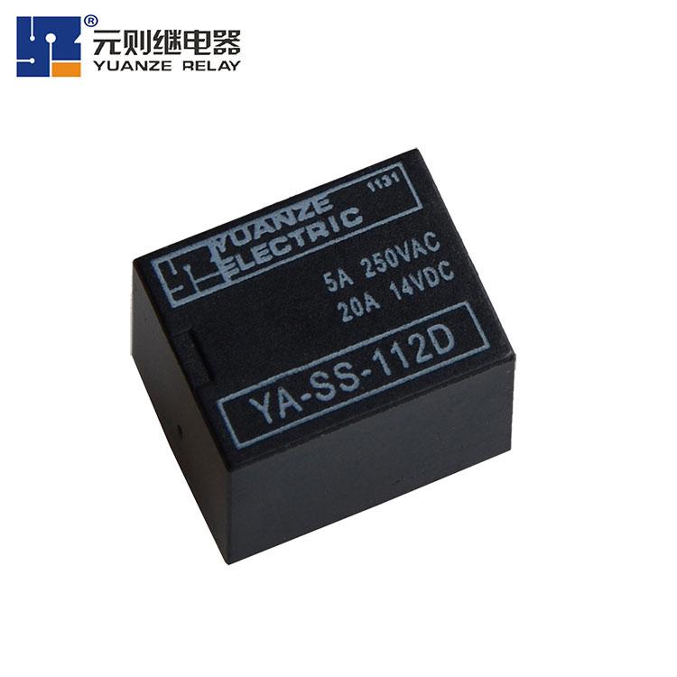 什么是微型继电器?