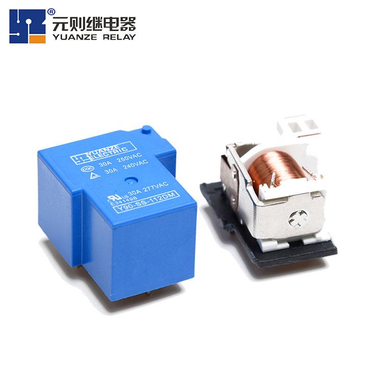 正确选用小型功率继电器的四个步骤!
