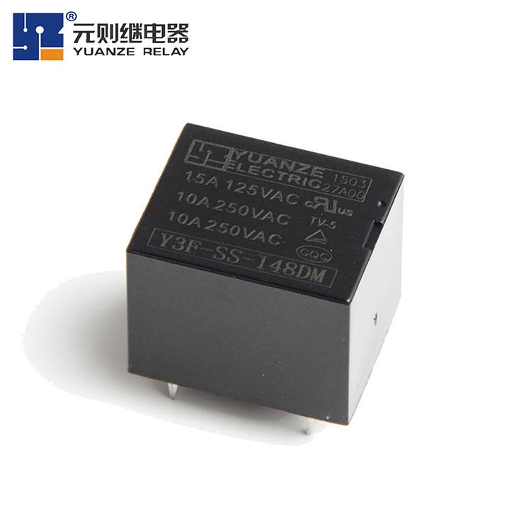 48V电磁继电器-Y3F