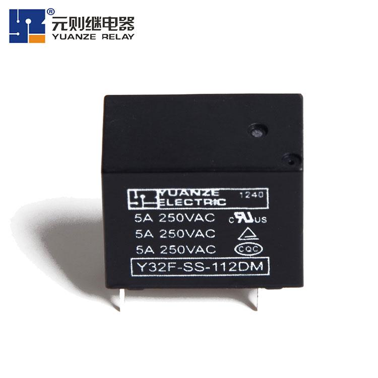 5A小型继电器-Y32F