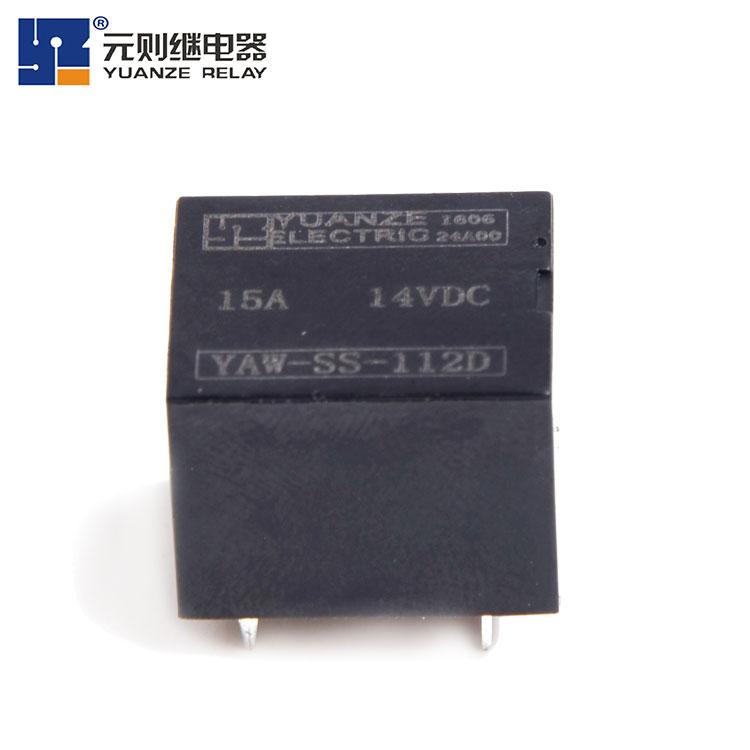 小型直流继电qi-YAW