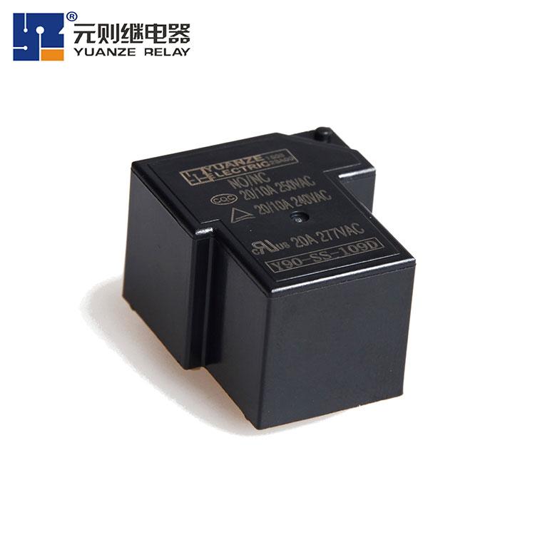 9V电磁继电器厂家-Y90