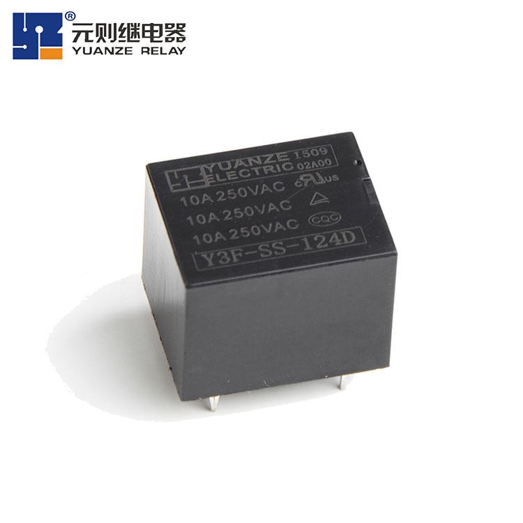 24V功率继电器-Y3F