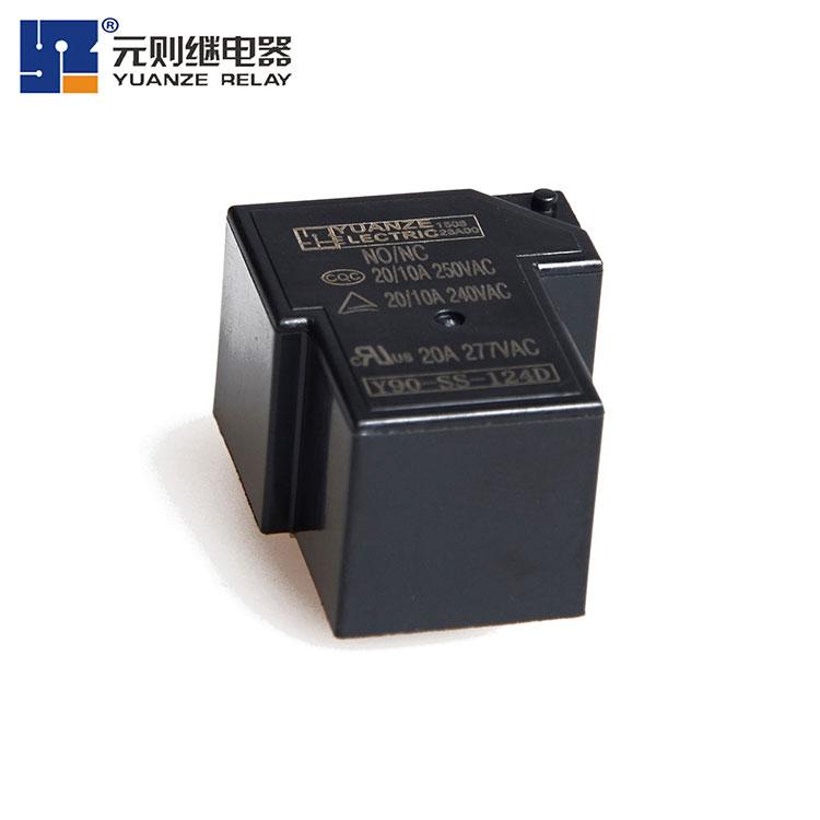 小xing20A继电器24V-Y90