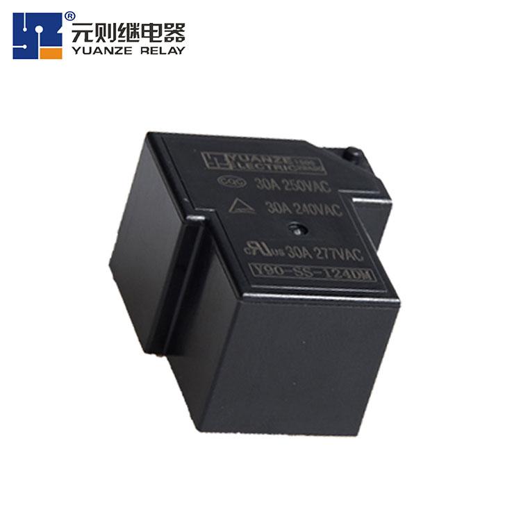 常开24v继电器小xing-Y90