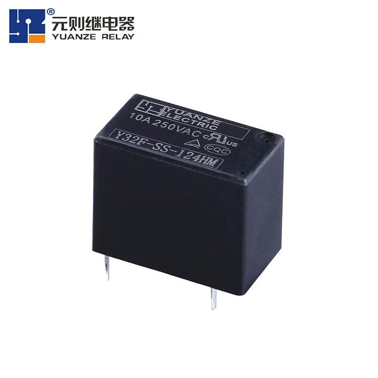 24V10A继电器4脚-Y32F