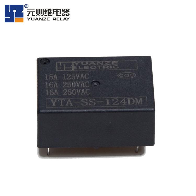 小型直流24v继电器-YTA