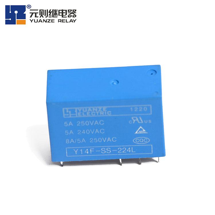 shuang刀shuang掷24v继电器-Y14F