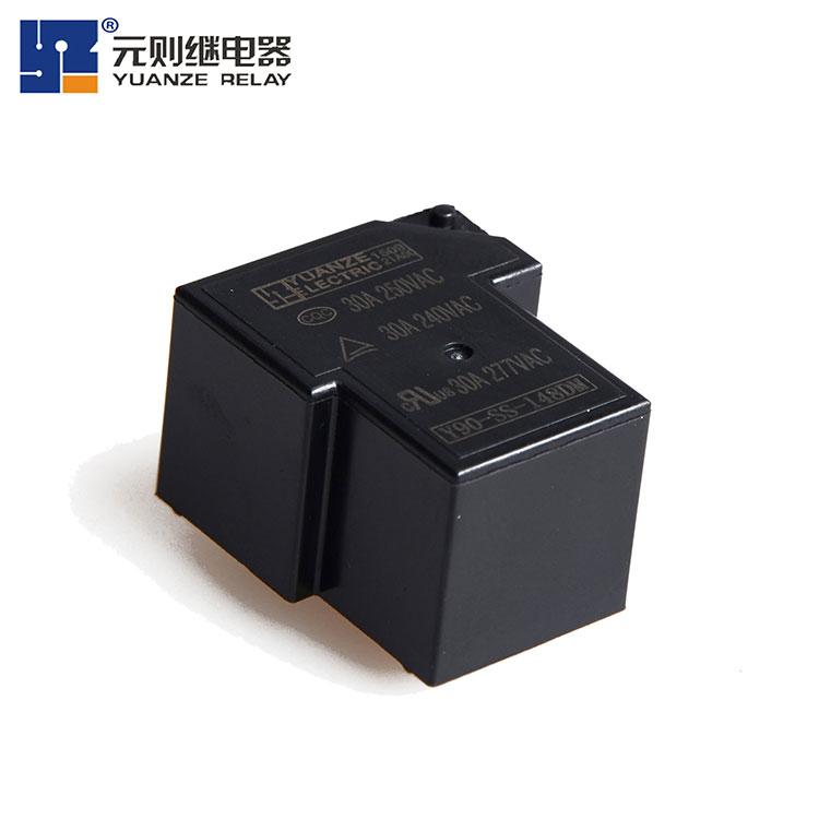 小型大功率继电器48V-Y90
