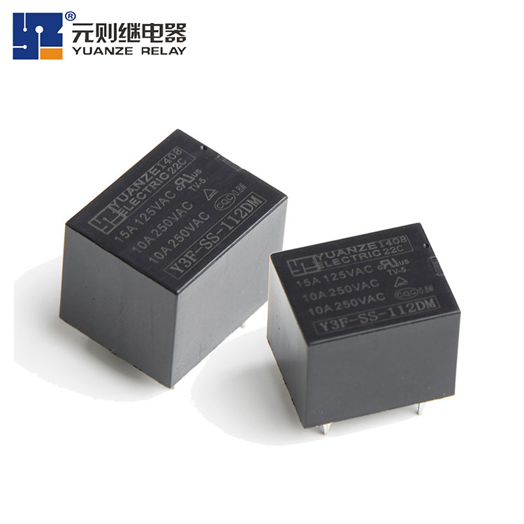 JQC-3FF10a继电器12V