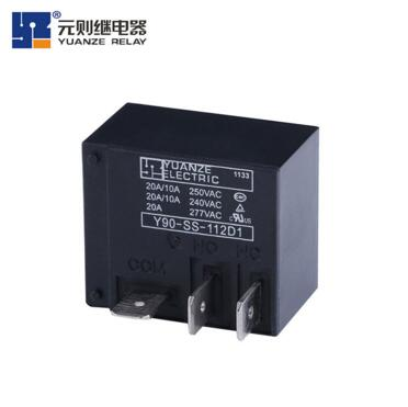 小型继电器生产厂家-深圳元则电器