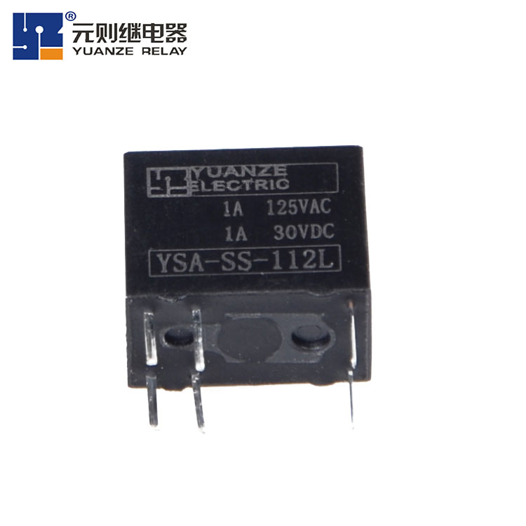 小型信号继电器-YSA