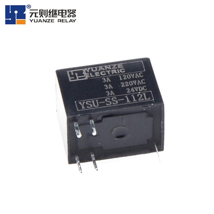 12V控制信号继电器-YSU