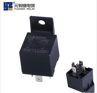 5脚12v继电器-深圳元则电器更多优价 更好服务!