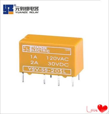 【G2E继电器】-元则电器YSK系列可以来替代,品质更可靠!