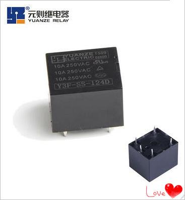 【DC24V大功率继电器厂家】各种规格的DC24V大功率继电器,在元则电器都有