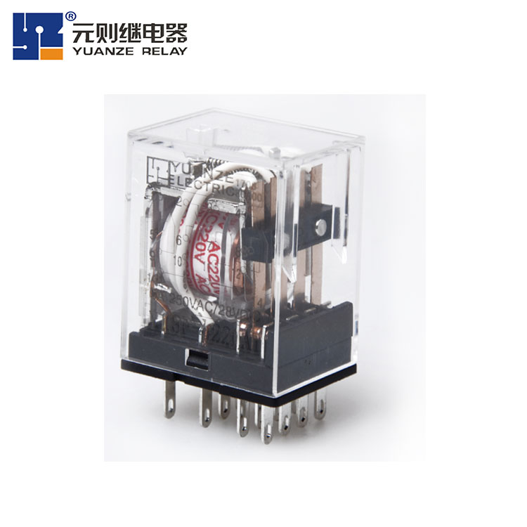 HH52P MY2继电器-工控产品