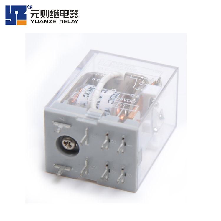 JQX-13F继电器220v-工控产品