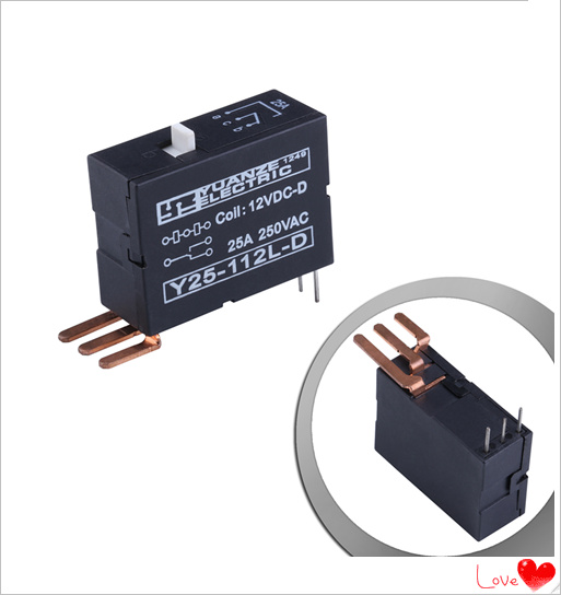 [单线圈磁保持继电器]-深圳市元则继电器生产厂家