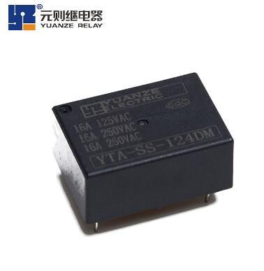 [16a24v继电器]给智能排插一颗稳定芯!