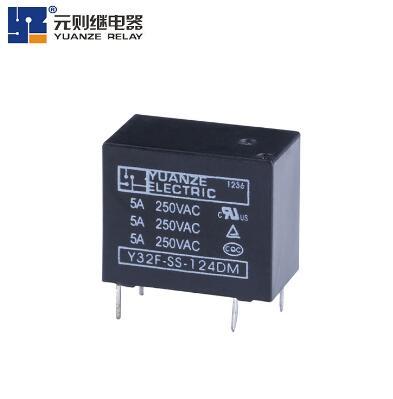 【HF32F继电器】元则电器推荐,32F继电器厂家实力您看得到!