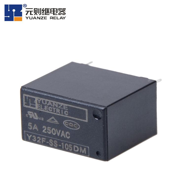 5v4脚常开继电器-Y32F