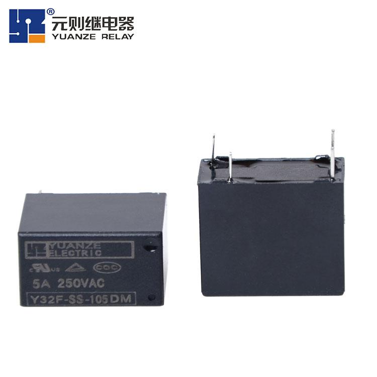 5A 250VAC继电器-Y32F