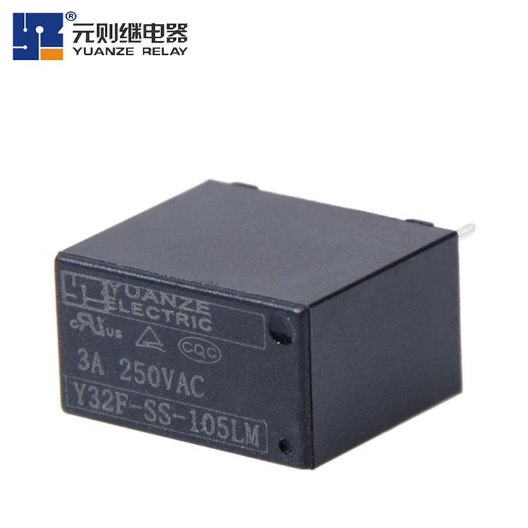 3a250vac继电器-Y32F