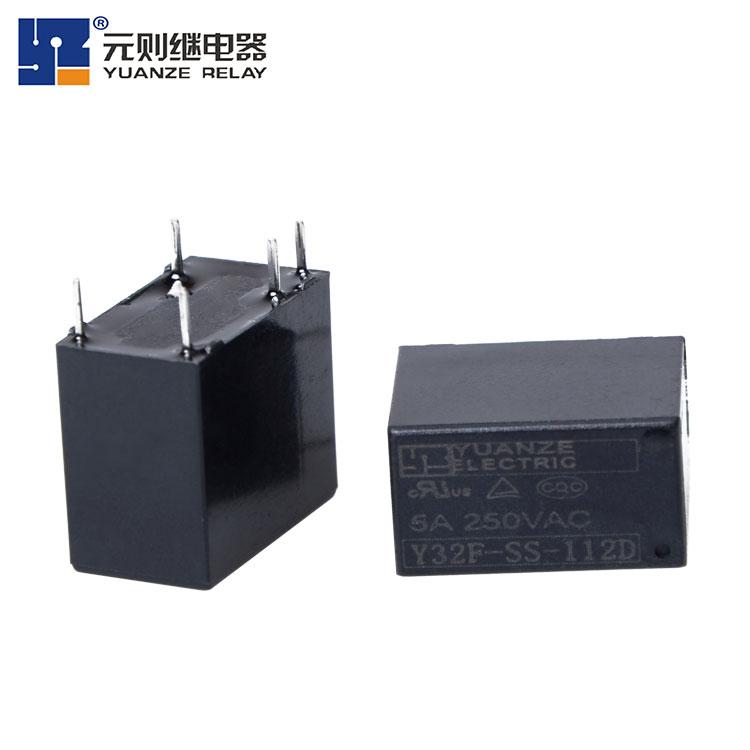 12v5a继电器-Y32F