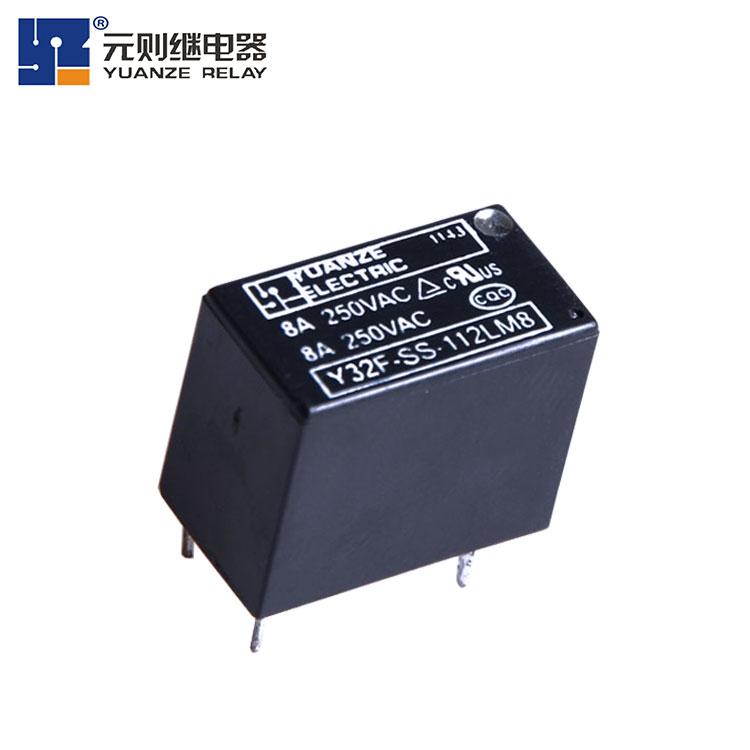 8a12v继电器-Y32F