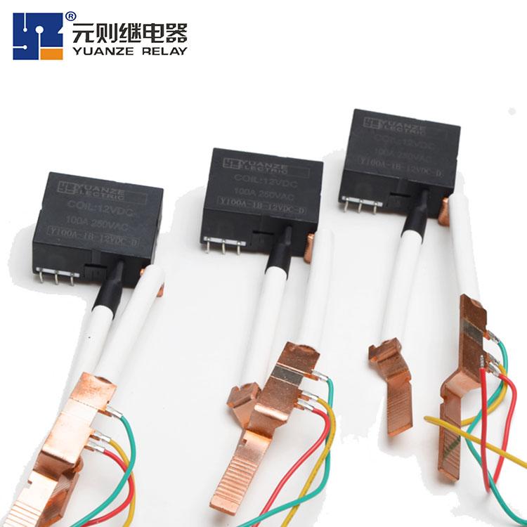 关于电磁继电器几种测试方法
