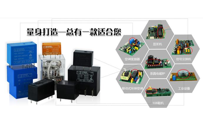 关于电磁继电器工作原理及应用分析